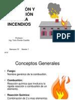 12.1 Los Incendios