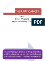 Chemotherapy Cancer