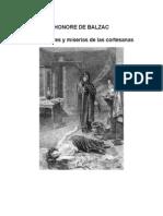 56562263 Balzac Honore de Esplendores Y Miserias de Las Cortesanas