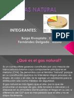 Presentación gas natural