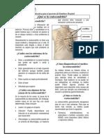 Costocondritis
