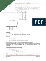 Matrices en c++