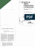 2009.09.21 - Revista de Direito Constitucional e Internacional