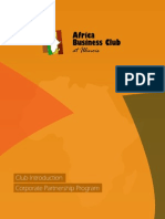 Africa Business Club at Illinois