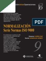 NORMALIZACION Serie de Normas ISO 9000.pdf
