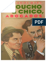 90992287 Hermanos Marx Groucho y Chico Abogados