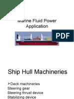 Marine Fuild Power