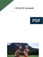 Kaum Etnik Di Sarawak