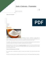 Bicarbonato de Sodio o Carbonato – Propiedades Terapéuticas.docx
