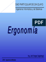 Semana 03 Ergonomia