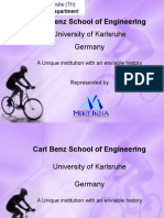 Carl Benz School (Brief)