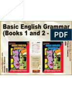 Basic English Grammar - Books 1 and 2