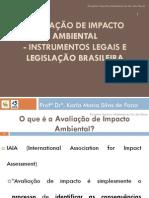 VII- Impactos Ambientais Avaliacao de Impactos 27977