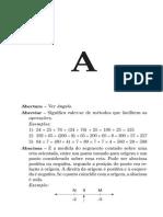 Dicionario de Matematica PREVIA