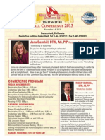 Toastmasters District 33 Fall Conference