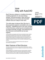Revit Structure Interoperability With Autocad
