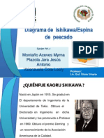 Diagrama Causa Efecto Ichikawa