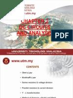 003 Chapter 2-1 Dc Circuit Analysis