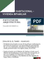 conjunto habitacional – vivienda bifamiliar