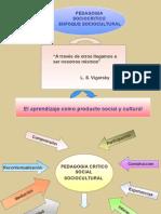 Pedagogia Enfoque Sociocultural - Enfoque Sociocritico