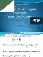 Truco de Feynman Para Integrales