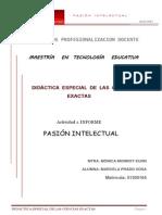 PASIÓN INTELECTUAL-MARCELA