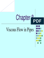 Viscous Flow in Pipes