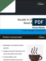 Noutati Distributie & Retail 2013