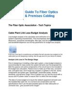 The Fiber Optic Association