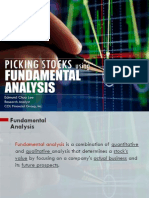 COL Fundamental Analysis