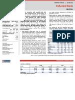 Indusind Bank - HDFC Sec