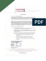 Rang De - Audited Accounts 2012 - 13