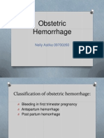 Hemorrhage Ppt