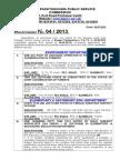 Advt No.4 2013