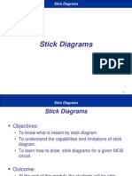 Stick Diagram