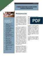 Politicas Educativas CNE