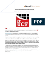 The UCF® Announces UCFinterchange to Support Cybersecurity