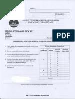 Spm Trial 2011 Physics p2 Penang