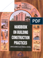 Handbook of Building Construction