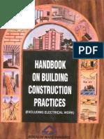 Handbook of Building Construction