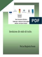 Presentazione n 1 Prof Ssa Ferrante Master II Liv Mon e Val