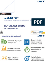 SAP on Cloud