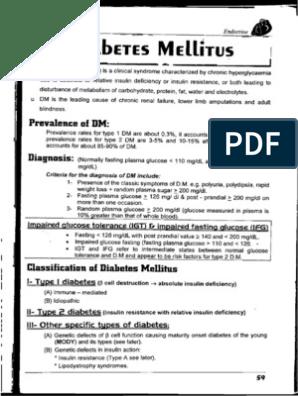 diabetes mellitus tipo 2 fisiopatología scribd login