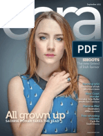 Cara Magazine September 2013