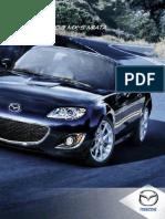 Mazda Mx5 Brochure
