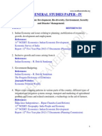 IAS Sample Question Paper