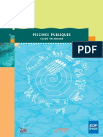 Edf Guide Technique Piscine Publique