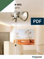 Broncolor Studio Light Monolights Minicomrfs En