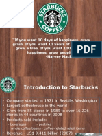 Case Study Star Bucks