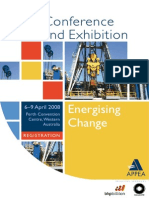 2008 APPEA - Conference and Exhibition